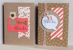 More 'Hip Hip Hooray' Card kit samples - created by Julia Jordan