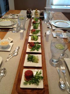 Salad sampler