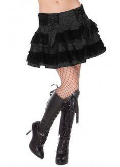 Victorian Mini Skirt