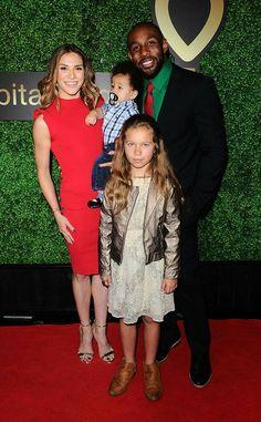 Stephen with wife Allison & their children's Weslie & Maddox