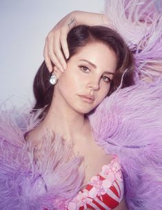 "amvadams: """"Lana Del Rey by Charlotte Wales For Dazed Magazine "" """