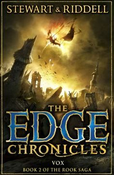 The Edge Chronicles 8: Vox: Second Book of Rook by Paul Stewart,