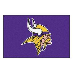 NFL Minnesota Vikings Area Rug