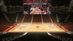Watch a Houston Rockets home game at the Toyota Centre