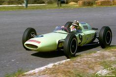 1962 GP Holandii (Innes Ireland) Lotus 24 - Climax