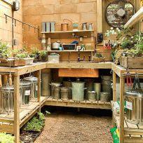 9 Genius Garden Shed Organizations Ideas
