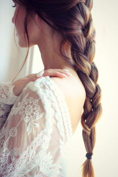 Hairstyle...