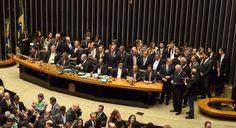 """Manchete no New York Times: """"O mais divertido Show do Brasil pode estar no Congresso"""""""