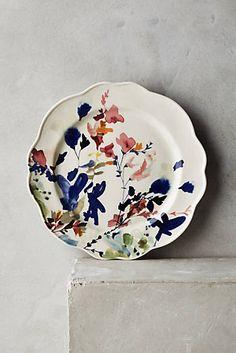 Wildflower Study Side Plate