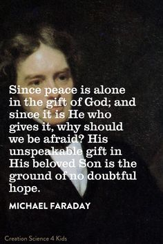 Happy Birthday to one of the greatest physicists of all time! http://creationsciencehalloffame.org/inductees/deceased/michael-faraday/