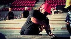 Making of Roger Waters en Chile 2012