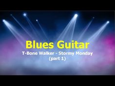 T-Bone Walker Style Dominant 9th Chord Voicing