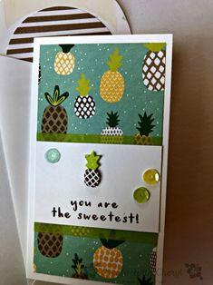 ICS Blog Hop: A Recipe for Sale-a-Bration Tutti-Frutti #createwithcheryl #stampinup #diy #handmadecards #stamping