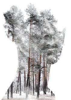 Double Exposure — by Andreas Lie