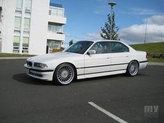 BMW 740i Aplina - e38