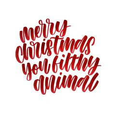 Merry Christmas my lovelies! ❤ May your day be full of happy smiles, delicious treats, and all the presents you actually wanted 😉 . Brush Lettering, Happy Smile, Yummy Treats, Merry Christmas, Presents, Day, Instagram, Merry Little Christmas, Gifts
