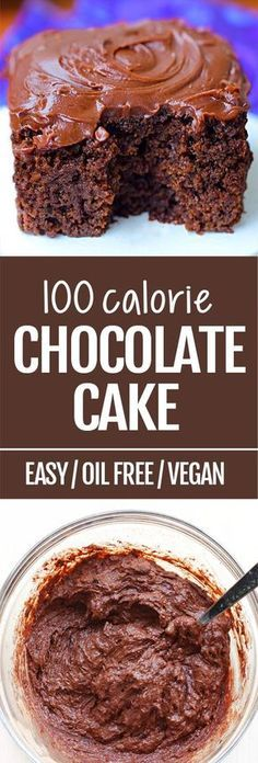 This is my new favorite low calorie dessert!