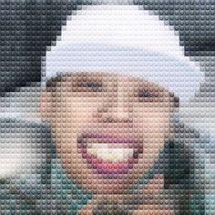 Dok2  Photoshop Lego Art _________________________________ #dok2 #gonzo #dok2gonzo #photoshop #legoart #art #workart by hueiru27