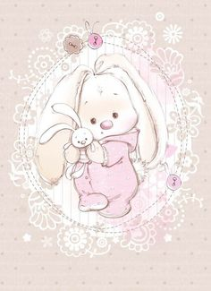 cute drawings for baby cards Cute Images, Cute Pictures, Animal Drawings, Cute Drawings, Lapin Art, Image Deco, Clipart Baby, Baby Illustration, Baby Clip Art