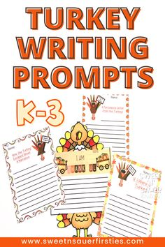 Are you looking for fun and engaging hands-on writing activities for Thanksgiving? Check out these creative prompts for students! Students will have a blast with these different Thanksgiving writing prompts. Not only are these perfect for Thanksgiving but they also make the best Thanksgiving bulletin board! With these students can practice creative writing, narrative writing, and persuasive writing! These print and go writing activities can be used during writers workshop or literacy centers.