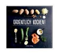Ordentlich kochen - Hölker Verlag - einzigartige Gestaltung. Alleine die liebevollen Illustrationen machen das Kochbuch zu einem Augenschmaus. Mein Tipp: Falafel <3