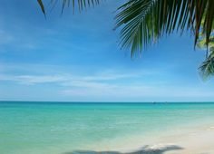 Where sky meets sea - Koh Chang, Thailand