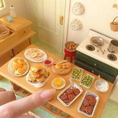 Macdonald's kitchen