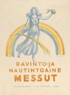 Ravinto- ja nautintoainemessut 1926