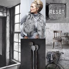 Moodboard l Reset by Pure Style interieur l styling