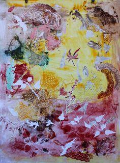 S/T Monotype 50 X 70 cm Painting, Printmaking, Colors, Art, Painting Art, Paintings, Painted Canvas, Drawings