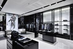 Emporio Armani store by Giorgio Armani Belgrade 04 Emporio Armani store by Giorgio Armani, Belgrade