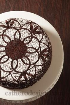 """""""I Can't Believe It's Not-Chometz"""" Chocolate Cake 