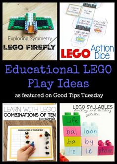 Educational LEGO Pla