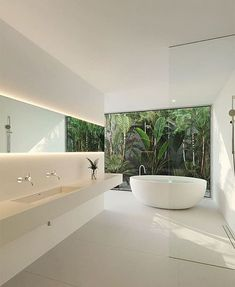Luxury Interior Bathroom No Longer a Mystery cool Locate the very best home design to coordinate with your style house interior ideas you probably would have a notion of what types houses might appeal. Bad Inspiration, Bathroom Inspiration, Modern Bathroom Design, Bathroom Interior Design, Bathroom Designs, Minimalist Bathroom Design, Modern Bedroom, Best Interior Design, Luxury Interior