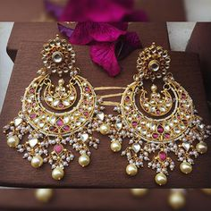 21 Attractive Types Of Women Earrings For Fashion Divas | Fashion Tips - Indiarush