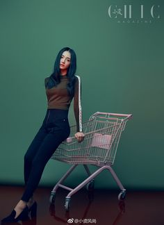 China Entertainment News aggregates the latest news shapping China's entertainment industry. Ulzzang Fashion, Ulzzang Girl, Chinese Actress, Ioi, Pledis Entertainment, Girl Bands, Pop Group, Kpop Girls, Korean Girl