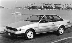 1984 Toyota Corolla GT-S