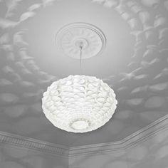 Norm 3 Lamp Shade - Normann Copenhagen - designer oval pendant