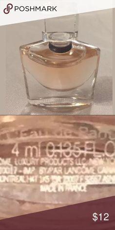 Lancôme Tresor Perfume (Travel Size) 4 ml Brand New Without Box - Travel Size - 4 ml Lancome Makeup
