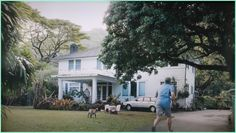The Mitchell House as-seen-in The Descendants Movie -Plantation style home