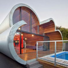 The cloud house, awesome