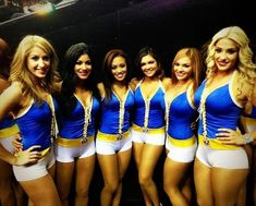 """""""There's no better feeling than waking up and realizing it's GAME DAY! Nba Cheerleaders, Cheerleading, Ice Girls, Nba Champions, Golden State Warriors, Female Athletes, Sport Girl, Pretty Woman, Professional Cheerleaders"""