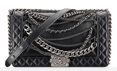 wow wow wee wow Chanel Fall 2013 Handbags (10)