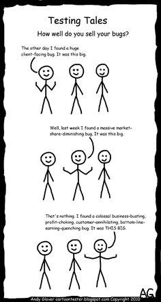 Cartoon Tester tales