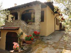 Tuscan - Home exterior