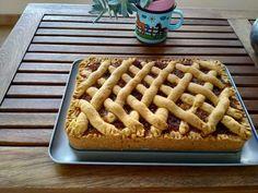 Greek Desserts, Party Desserts, Greek Recipes, Sweets Recipes, Cake Recipes, Cooking Recipes, Delicious Desserts, Yummy Food, Fruit Pie
