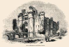 Herstmonceaux Castle, Sussex