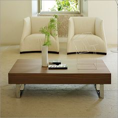 Spot coffee table
