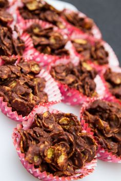 Le goûter du week-end ! #roses des sables #chocolat http://bit.ly/1w3Uhg8