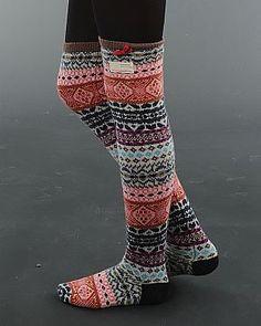 Odd Molly socks <3